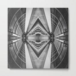 Fork In The Road Metal Print