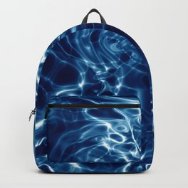 Cosmic Energy,blue Backpack
