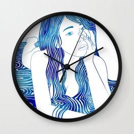 Nereid XLVI Wall Clock