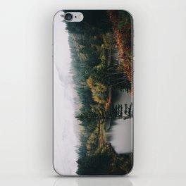 Gillette Lake iPhone Skin