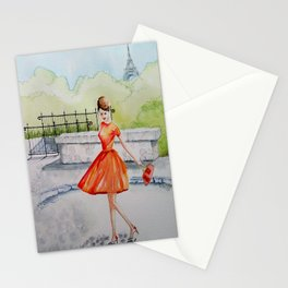 Crozatier Boulangerie Stationery Cards