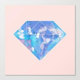 Tangram Diamond For Canvas Print