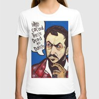stanley kubrick T-shirts featuring Kubrick by Hugo Maldonado