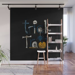 Trick or Treat Wall Mural