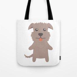 Irish Wolfhound Gift Idea Tote Bag