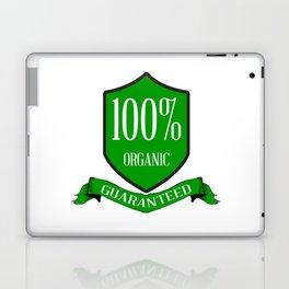 Organic Produce Guaranteed Laptop & iPad Skin