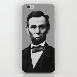 President Abraham Lincoln iPhone Skin