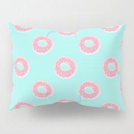 Donut Ocean Pillow Sham