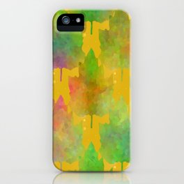 Vision Of Loveliness iPhone Case