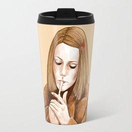 Margot Tenenbaum Travel Mug