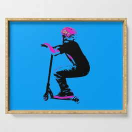 Scooter Cruiser - Scooter Boy Serving Tray