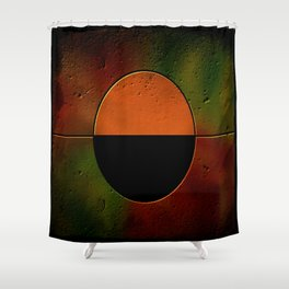 The Element ~ Earth ~ Shower Curtain