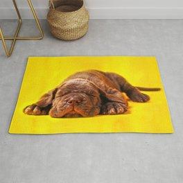 Cane Corso - Italian Mastiff Puppy Rug