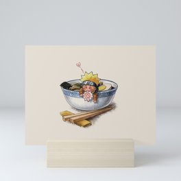 Japanese Ramen Mini Art Print
