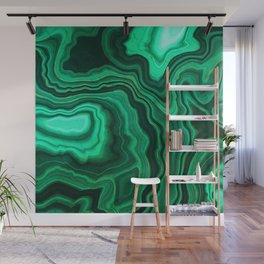 Emerald Marble Wall Mural