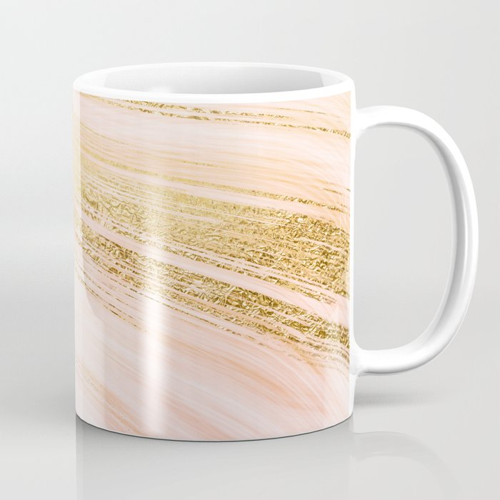 Go with the waves Coffee Mug