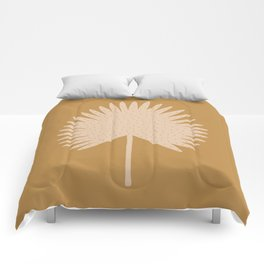 Palm Leaf Comforters