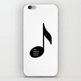 Love of Music iPhone Skin