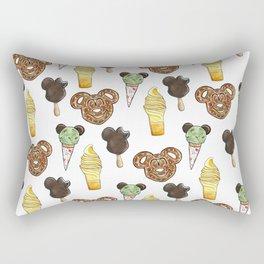 SNACKS 2 Rectangular Pillow