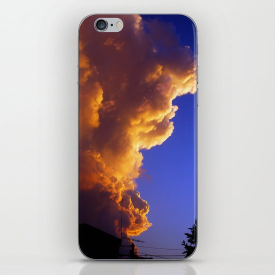 That old sky iPhone & iPod Skin