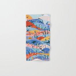 oceans Hand & Bath Towel