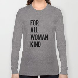 FOR ALL WOMANKIND Long Sleeve T-shirt