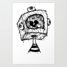 I'm Getting HANGRY Art Print