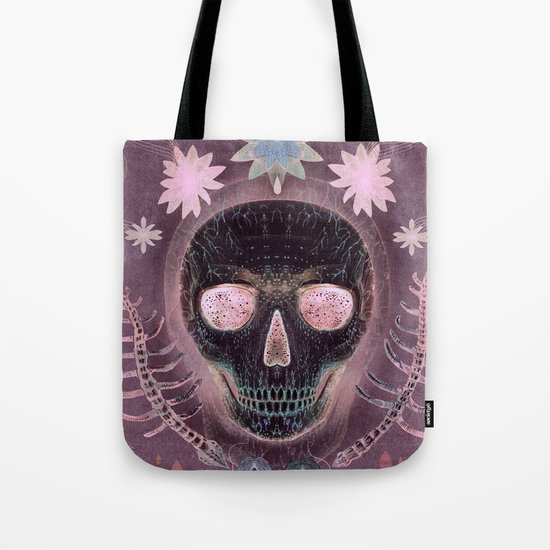 Amethyst Dream Tote Bag