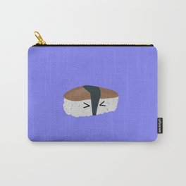 Sushi with rice and mushroom Carry-All Pouch