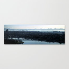 Seattle Panorama Canvas Print