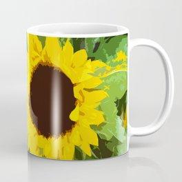 sunflower. amsterdam Coffee Mug
