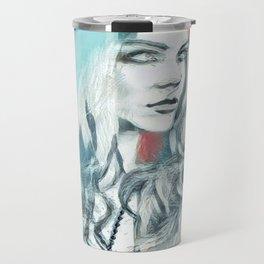 Arctica Rose Travel Mug