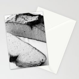 Corn bread Stationery Cards