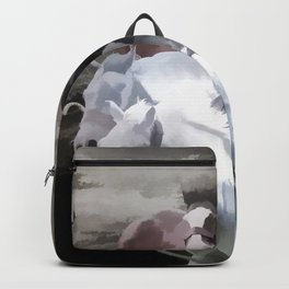 Breaking Free  -  Wild Horses Backpack