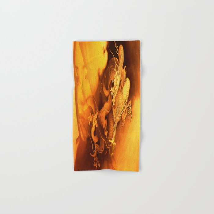 Destiny Of A Dragon Hand & Bath Towel