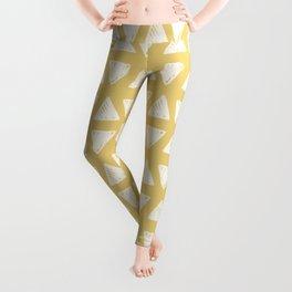 triangle pattern (4) Leggings