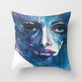 Consuming Throw Pillow