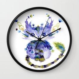Zed Wall Clock