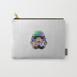 Colourful Stormtrooper Carry-All Pouch