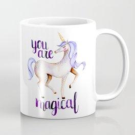 You Are Magical — Purple Coffee Mug