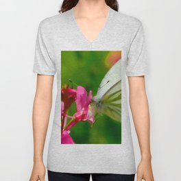 Butterfly's inn ... Unisex V-Neck