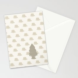The Last Christmas Tree Stationery Cards