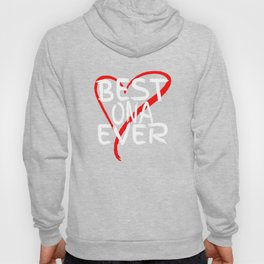 Best Ona Ever Love Heart Mother's Day T-Shirt Hoody