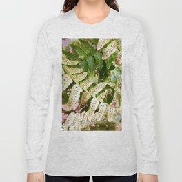Fern spores Long Sleeve T-shirt