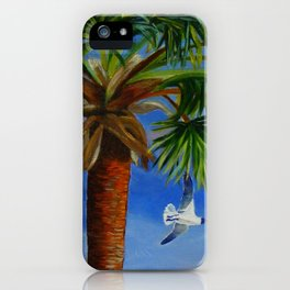 Perfect Flight iPhone Case