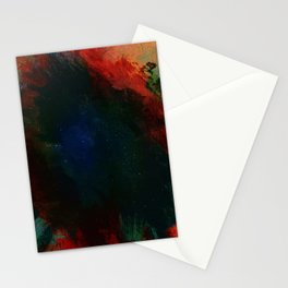 Night Aflame Stationery Cards