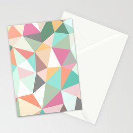Ice Cream Tris Stationery Cards