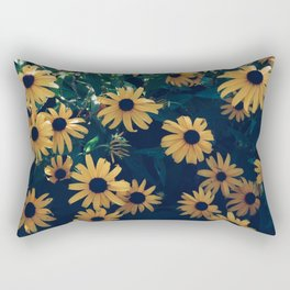 Here It Comes Rectangular Pillow