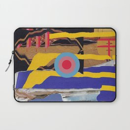pulled muscle Laptop Sleeve