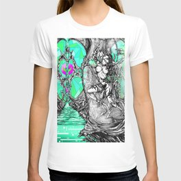The Springs Of Time T-shirt